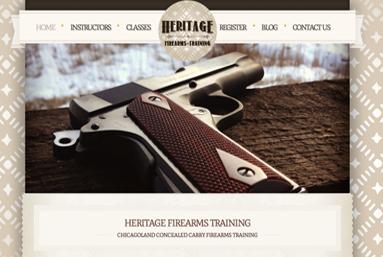 Heritage-guns