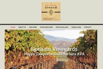 Gorham Vineyards