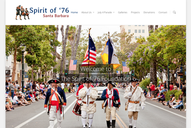 Spirit Of 76 Santa Barbara